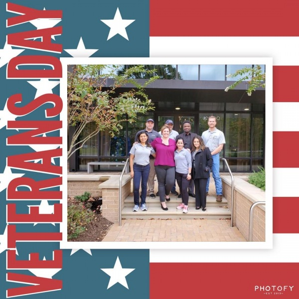 Happy Veterans Day from The McAdams Team. The McAdams wants to to wish Trevor our...